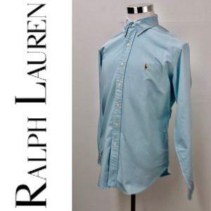 RALPH LAUREN Men's Dress Shirt Size 16-32 Large